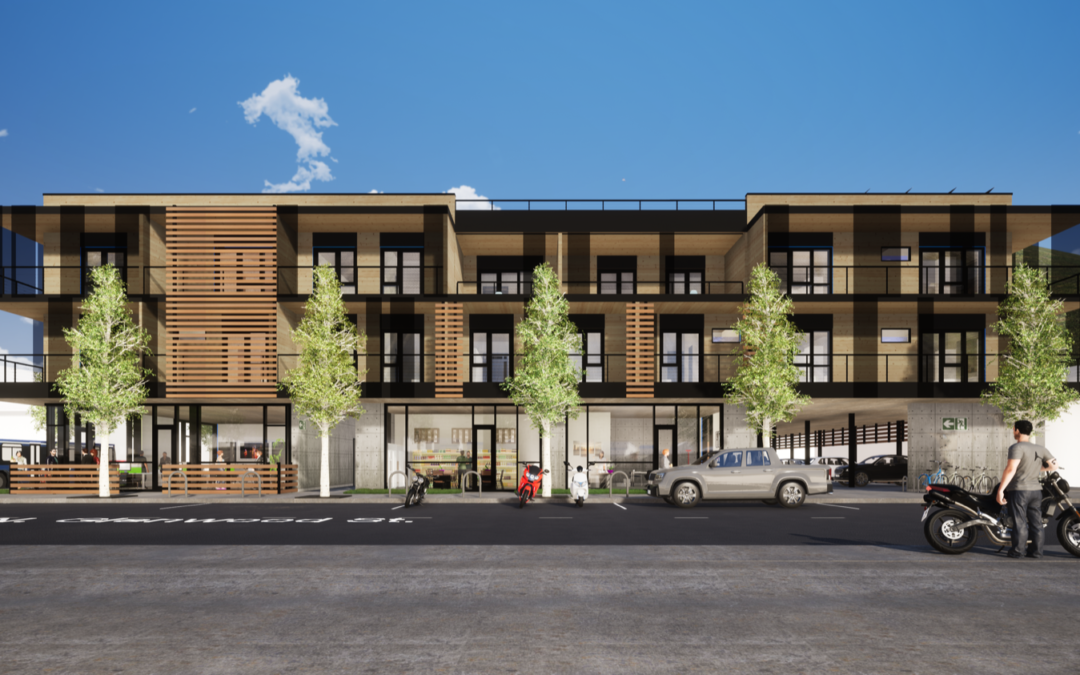 d|a is Awarded Workforce Housing Project at 105 Mercill Ave | Jackson, WY